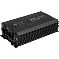 Goobay SPW IT Omvormer 2000 W 12 V-DC 230 V-AC, 5 V-DC