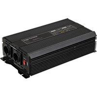 Goobay SPW IT Omvormer 2000 W 24 V-DC 230 V-AC, 5 V-DC
