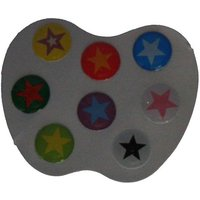Apple iPhone-iPad Home button sticker Star