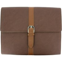 Xccess Apple iPad 2 Leather Belt Case Brown