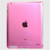 Rock Cover Naked Water Drops Pink Apple iPad 2-3-4 EOL