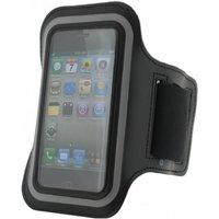 Xccess Arm Strap voor Apple iPhone 5-5S Black
