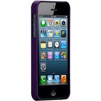 Case-Mate Barely There Purple Apple iPhone 5-5S