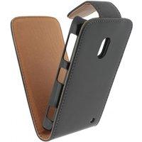 Leather Flip Case Nokia Lumia 620