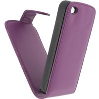 Leather Flip Case Apple iPhone 4