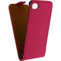 Mobilize Ultra Slim Flip Case Apple iPhone 4-4S Fuchsia