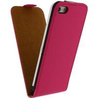 Mobilize Ultra Slim Flip Case Apple iPhone 5-5S Fuchsia