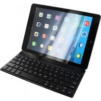 Xccess Leather Bluetooth Keyboard Stand Case Universal 9 Dark Blue