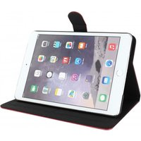 Xccess Leather Business Case iPad Mini 2-3 Classic Red