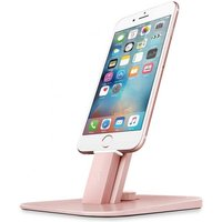 Twelve South HiRise voor iPhone-iPad, Deluxe Standaard, Rose Gold