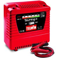 Acculader 6-12 Volt Telwin
