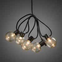 Kontsmide LED Partysnoer 20 lichtbronnen-4,75 m