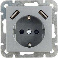 Inbouw Stopcontact Met USB Techtune Pro