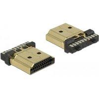 DeLOCK 65886 HDMI-A kabel-connector