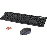 Pack clavier et souris ItWorks CS05 Black