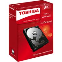 TOSHIBA Disque dur P300 3 To 7 200 tr/min 3.5 (HDWD130EZSVA)