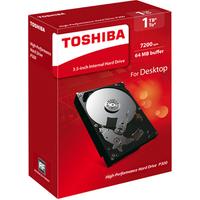 TOSHIBA Disque dur P300 1 To 7 200 tr/min 3.5 (HDWD110EZSTA)