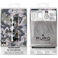 Batterie GPS adaptable  Puro Puro batterie de secours universelle army 2200 mAh Câble USB / MICRO USB