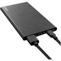 Batterie GPS adaptable  Bigben Batterie de secours 3500 mAh noire pour appareils équipés d'un port micro USB