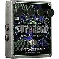 Pédale d'effets Electro-harmonix Electro Harmonix Superego Pédale pour Guitare Electrique Argenté