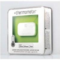 Capteur connecté +plugg Thermomètre de précision multi-usages pour iphone