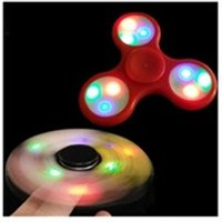 Figurines personnages Third Party Hand spinner lumineux - couleur aleatoire