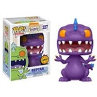 Figurines personnages Third Party Figurine nickelodeon razmoket - reptar chase pop 10cm