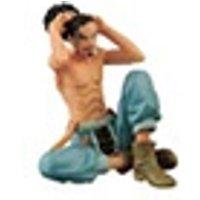 Figurines personnages Banpresto Figurine one piece - usopp the naked body calendar vol 4 special color 8cm