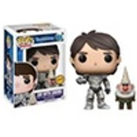 Figurines personnages Third Party Figurine trollhunters - jim armure et gnome pop chase 10cm