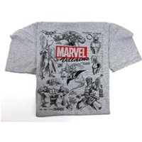 Figurines personnages Funko T-shirt marvel - marvel villain exclu taille xl