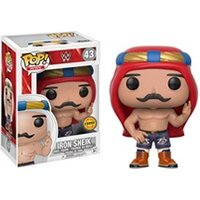 Figurines personnages Third Party Figurine wwe - iron sheik chase pop 10cm