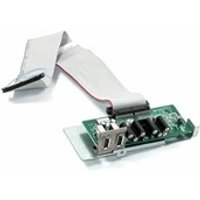 Carte réseau Dell Carte board front control panel i/o usb audio led 0k617r dell poweredge t110
