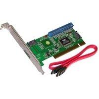 Carte réseau Advance Carte contrôleur pci 32 bits serial sata / ata advance pci-st101 3x sata 1x ide