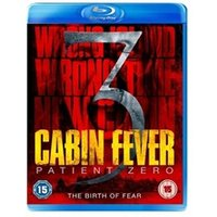 Blu-Ray Signature Entertainment Cabin fever 3 patient zero blu-ray