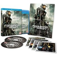 Blu-Ray Anchor Bay Entertainment Halo 4 forward unto dawn blu-ray & dvd
