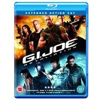 Blu-Ray PARAMOUNT HOME ENTERTAINMENT G.i. Joe retaliation blu-ray