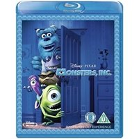 Blu-Ray Disney Interactive Disney pixar monsters inc. Blu-ray