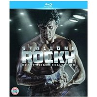 Blu-Ray 20TH CENTURY FOX Rocky the complete saga blu-ray