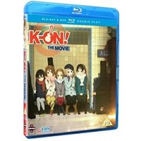 Blu-Ray Manga Entertainment K-on! The movie blu-ray / dvd limited edition double play
