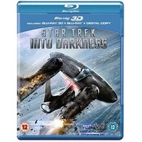 Blu-Ray 20TH CENTURY FOX Star trek into darkness blu-ray 3d   blu-ray