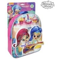 Cartable scolaire Shimmer And Shine Cartable 3d shimmer and shine 72801