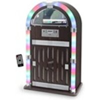 Chaine HiFi Dealstore Inovalley retro32 jukebox vinyle / cd / fm bluetooth