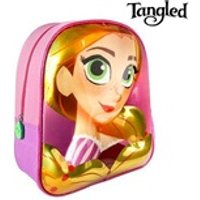 Cartable scolaire Tangled Cartable 3d tangled 7983