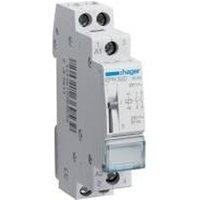 Accessoire sécurité connectée Hager Télérupteur 2F -230V- EPN520 - Hager