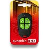 Télécommande Mbg Jolly Line Télécommande superior key fréquence 433.92 mhz fixed code