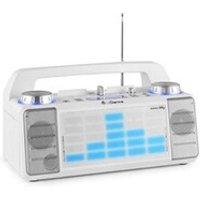 Enceinte sans fil I Dance iDance XD2 Système enceinte portable 50W à LEDs BT/FADER/MIXER/USB