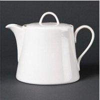 Café et thé Materiel Chr Pro Théières, cafetières en porcelaine fine 880 ml lumina - boîte de 2 -