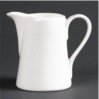 Café et thé Materiel Chr Pro Pots à lait en porcelaine fine 170 ml lumina - lot de 6 -