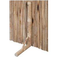 Clôture GENERIQUE Icaverne - panneaux de clôture esthetique clôture bambou 180 x 180 cm