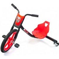 Vélos enfant Ultraracer Ultraracer - beebee drift rider 360 noir/rouge